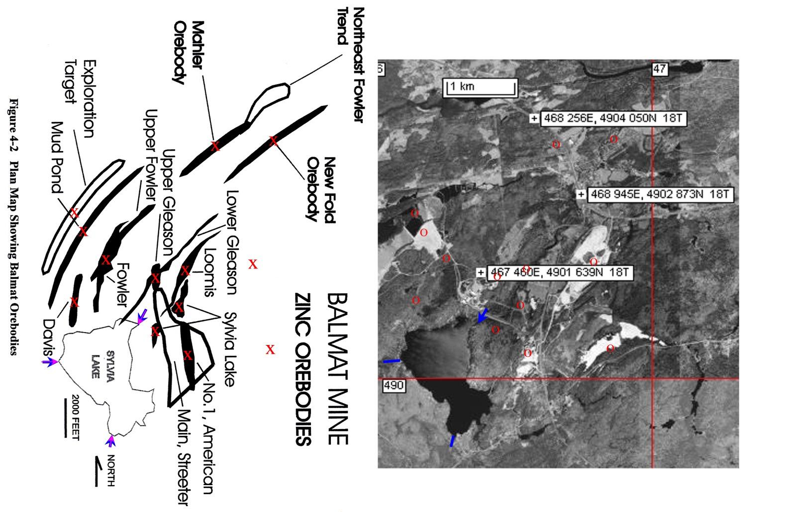Geology of the Adirondacks - Balmat, Sandford Lake, and Gore
