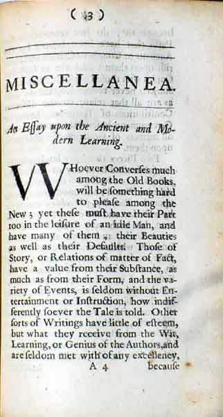 Dissertation on the epistles of phalaris